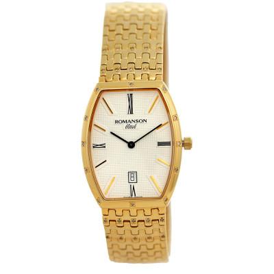 ساعت مچی زنانه اصل | برند رومانسون | مدل EM9250KM1GAS1G
