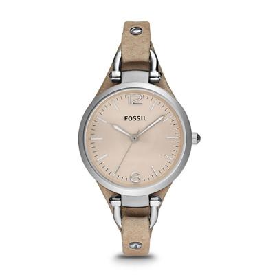 ساعت مچی زنانه اصل | برند فسیل | مدل ES2830