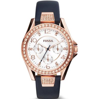 ساعت مچی زنانه اصل | برند فسیل | مدل ES3887