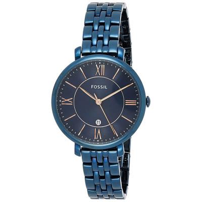 ساعت مچی زنانه اصل | برند فسیل | مدل ES4094