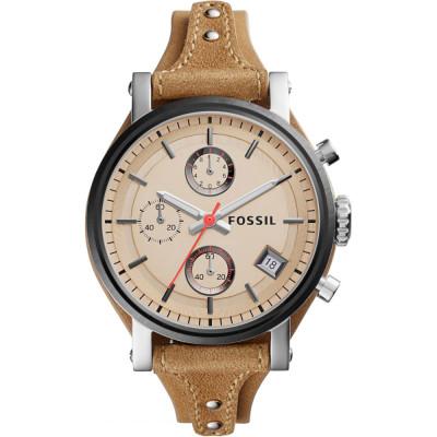 ساعت مچی زنانه اصل | برند فسیل | مدل ES4177