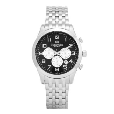ساعت مچی مردانه اصل | برند اورسوئیس | مدل EV-12822-GSB