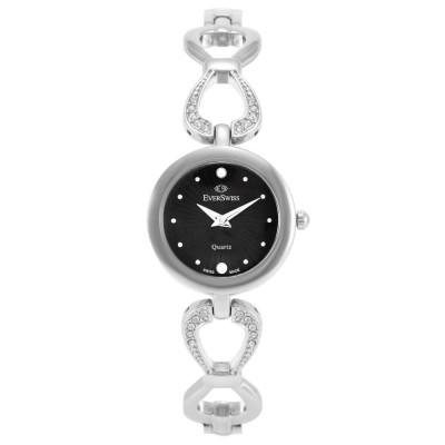 ساعت مچی زنانه اصل | برند اورسوئیس | مدل EV-2760-LSB