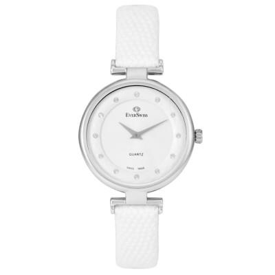 ساعت مچی زنانه اصل | برند اورسوئیس | مدل EV-2802-LLS