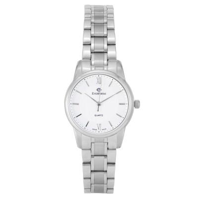 ساعت مچی زنانه اصل   برند اورسوئیس   مدل EV-9741-LSS