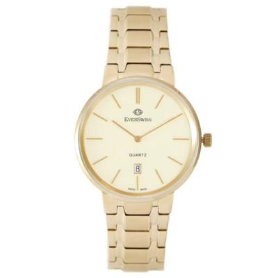 ساعت مچی مردانه اصل   برند اورسوئیس   مدل EV-9744-GGI