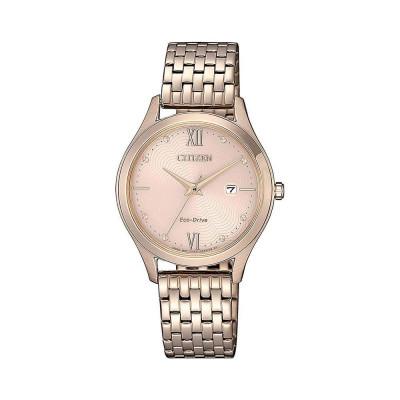 ساعت مچی زنانه اصل   برند سیتیزن   مدل EW2533-89X