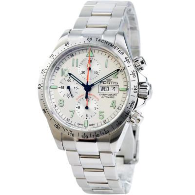 ساعت مچی مردانه اصل | برند فورتیس | مدل F 401.21.12 M