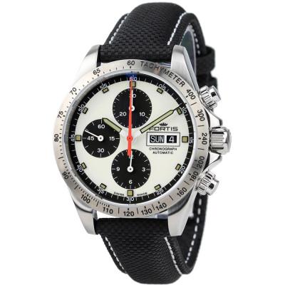 ساعت مچی مردانه اصل | برند فورتیس | مدل F 401.21.38 LPF.01