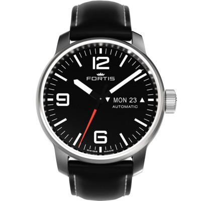 ساعت مچی مردانه اصل | برند فورتیس | مدل F 623.10.18 LF.01