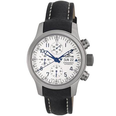ساعت مچی مردانه اصل | برند فورتیس | مدل F 635.10.12 LF.01