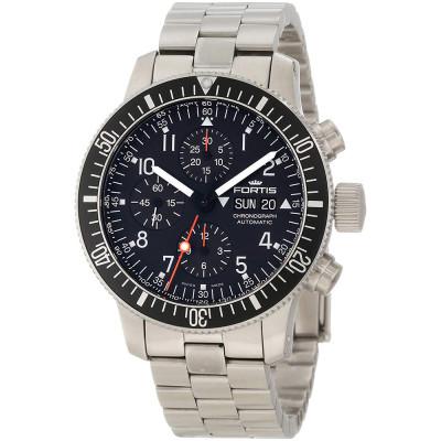 ساعت مچی مردانه اصل | برند فورتیس | مدل F 638.10.11 M
