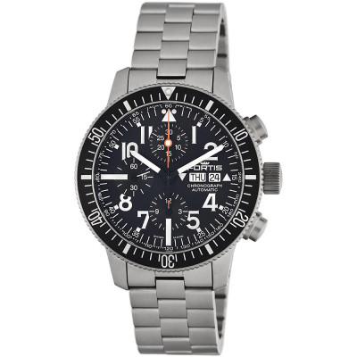 ساعت مچی مردانه اصل | برند فورتیس | مدل F 638.10.41 M