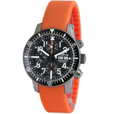 ساعت مچی مردانه اصل | برند فورتیس | مدل F 638.10.41 SI.20