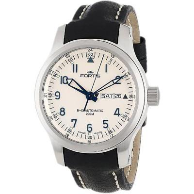 ساعت مچی مردانه اصل   برند فورتیس   مدل F 645.10.12 LF.01