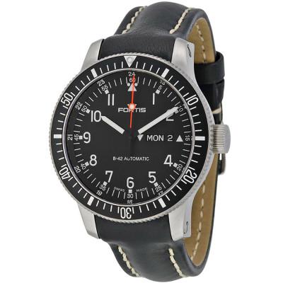 ساعت مچی مردانه اصل   برند فورتیس   مدل F 647.10.11 LF.01