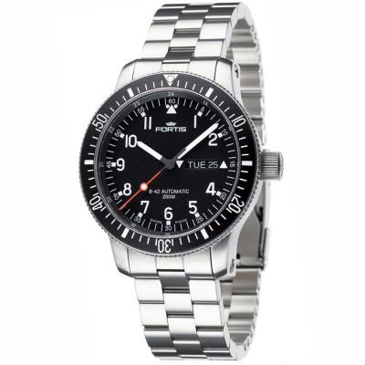 ساعت مچی مردانه اصل | برند فورتیس | مدل F 647.10.11 M