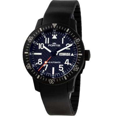 ساعت مچی مردانه اصل | برند فورتیس | مدل F 647.28.71 K