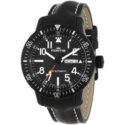 ساعت مچی مردانه اصل | برند فورتیس | مدل F 647.28.71 LF.01