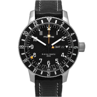 ساعت مچی مردانه اصل | برند فورتیس | مدل F 649.10.11 LF.01
