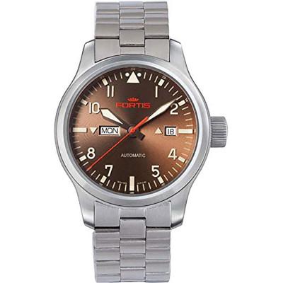 ساعت مچی مردانه اصل | برند فورتیس | مدل F 655.10.18 M