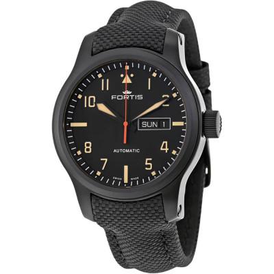 ساعت مچی مردانه اصل | برند فورتیس | مدل F 655.18.18 LP