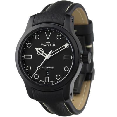 ساعت مچی مردانه اصل | برند فورتیس | مدل F 655.18.31 LF.01