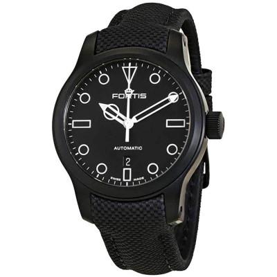 ساعت مچی مردانه اصل | برند فورتیس | مدل F 655.18.31 LPF.10