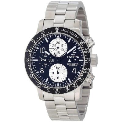 ساعت مچی مردانه اصل | برند فورتیس | مدل F 665.10.11 M