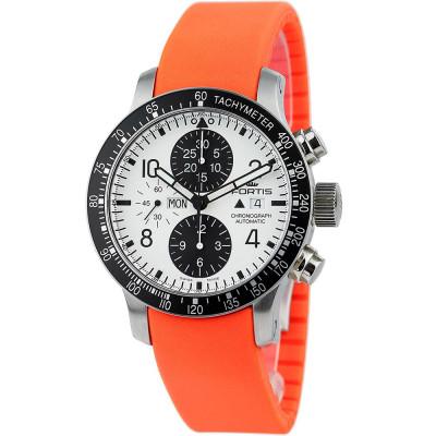 ساعت مچی مردانه اصل | برند فورتیس | مدل F 665.10.12 SI.20