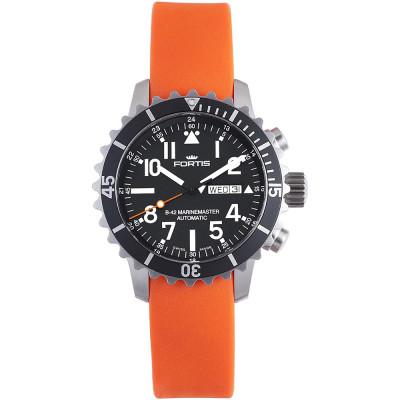ساعت مچی مردانه اصل | برند فورتیس | مدل F 670.10.41 SI.20