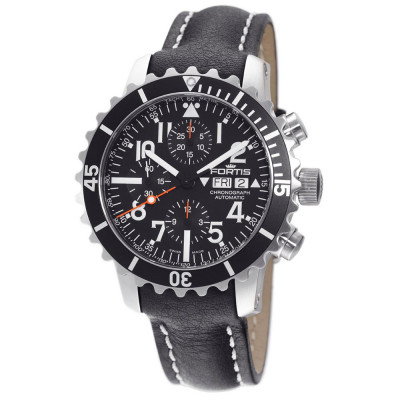 ساعت مچی مردانه اصل   برند فورتیس   مدل F 671.10.41 L.01