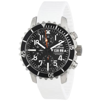 ساعت مچی مردانه اصل   برند فورتیس   مدل F 671.10.41 SI.02