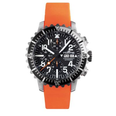 ساعت مچی مردانه اصل   برند فورتیس   مدل F 671.17.41 SI.20