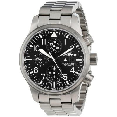 ساعت مچی مردانه اصل | برند فورتیس | مدل F 701.10.81 M