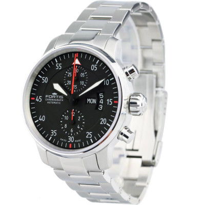 ساعت مچی مردانه اصل | برند فورتیس | مدل F 705.21.19 M