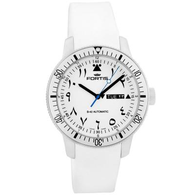 ساعت مچی مردانه اصل | برند فورتیس | مدل F 786.11.62 SI.02