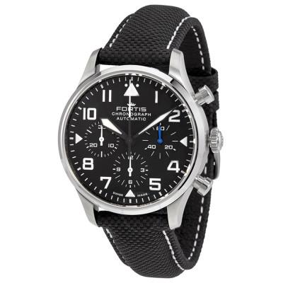 ساعت مچی مردانه اصل | برند فورتیس | مدل F 904.21.41 LF.01