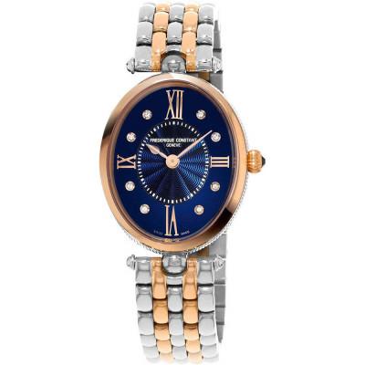 ساعت مچی زنانه اصل | برند فردریک کنستانت | مدل FC-200RMPN2V2B