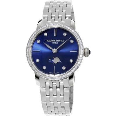 ساعت مچی زنانه اصل | برند فردریک کنستانت | مدل FC-206ND1SD26B