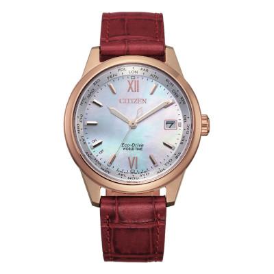 ساعت مچی زنانه اصل | برند سیتیزن | مدل FC8009-18Y