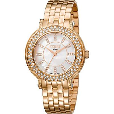 ساعت مچی زنانه اصل | برند فره میلانو | مدل FM1L049M0081