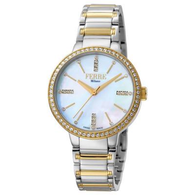 ساعت مچی زنانه اصل | برند فره میلانو | مدل FM1L084M0101