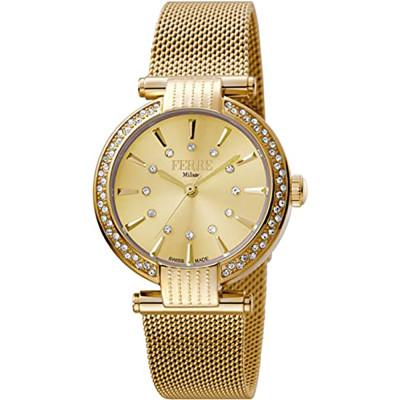 ساعت مچی زنانه اصل | برند فره میلانو | مدل FM1L096M0071