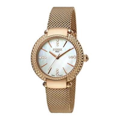 ساعت مچی زنانه اصل | برند فره میلانو | مدل FM1L105M0081
