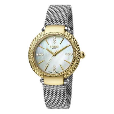 ساعت مچی زنانه اصل | برند فره میلانو | مدل FM1L105M0101