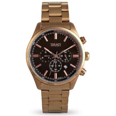 ساعت مچی مردانه اصل | برند تراست | مدل G472FTJ
