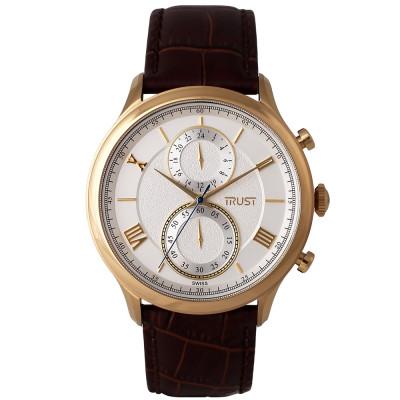 ساعت مچی مردانه  اصل | برند تراست | مدل G477BUI
