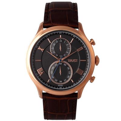 ساعت مچی مردانه  اصل | برند تراست | مدل G477CUF