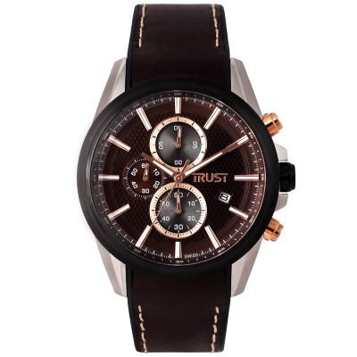 ساعت مچی مردانه اصل | برند تراست | مدل G487OUE